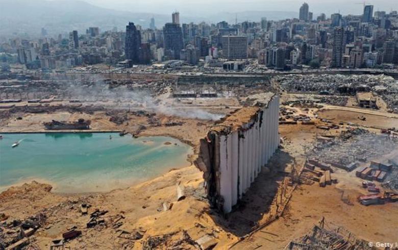 الأمم المتحدة تبحث عن مرفأ بديل لإيصال المساعدات لسوريا بعد تفجير بيروت