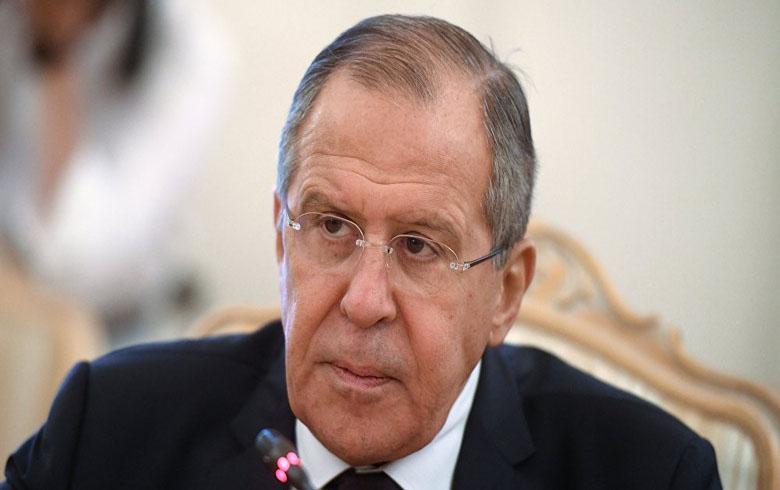 لافروف يدعو الى بدء الحوار بين الكورد والنظام السوري