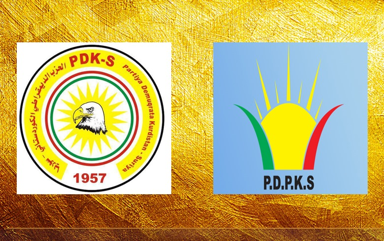 وفد من PDK-S يجتمع P.D.P.K.S في قامشلو
