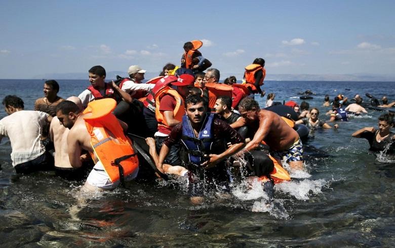 Yûnan: 424 Penaber ji Turkiyê gihiştine giravên Yûnanî