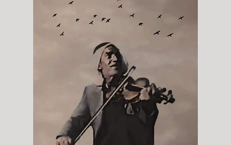 كوباني تودّع أحد أشهر الفنانين و عازفي آلة الكمان