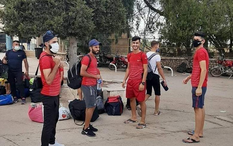 النظام السوري يعتقل أربعة لاعبين من نادي جهاد بقامشلو