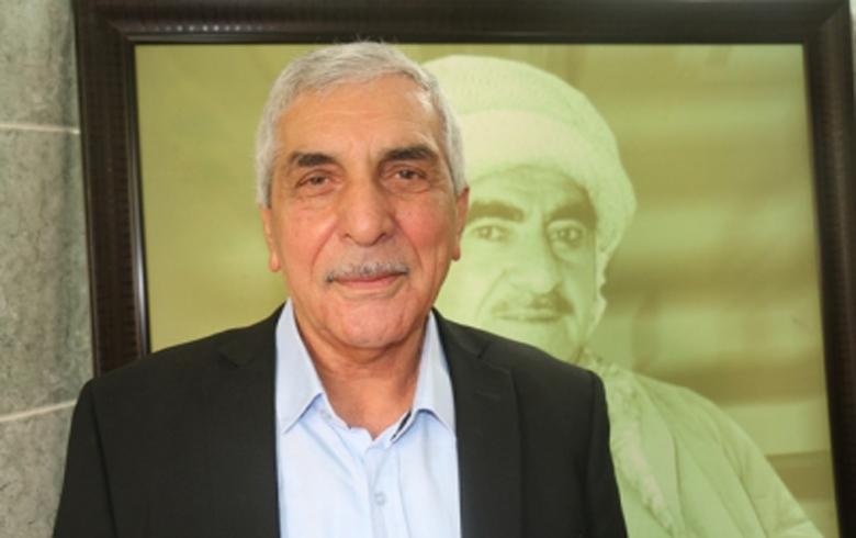 رئيس الـ ENKS یهنئ الشعب الكوردي بمناسبة قدوم عيد الأضحى المبارك