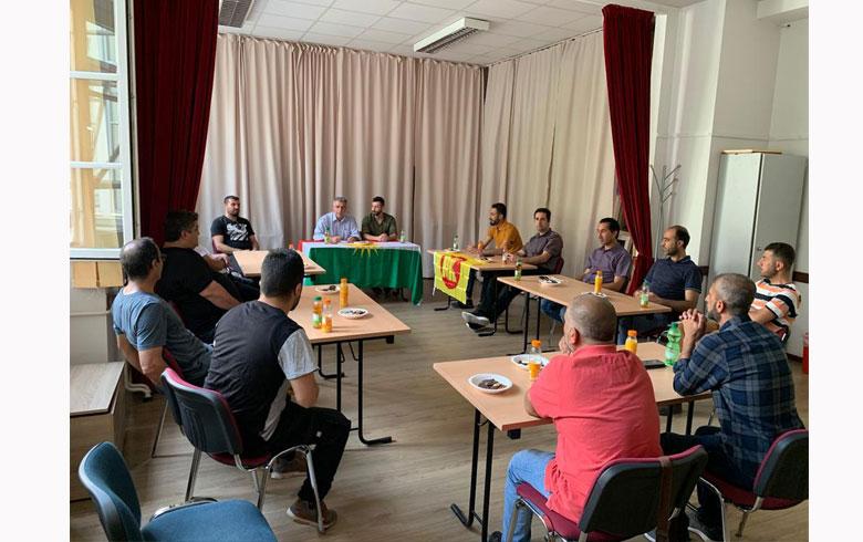 مجلس محلية برلين لـ PDK-S يعقد اجتماعه الدوري