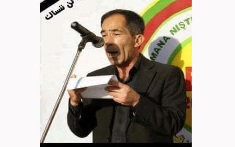 الذكرى الثامنة لاستشهاد عضو المجلس المنطقي لـ PDK-S محمود والي