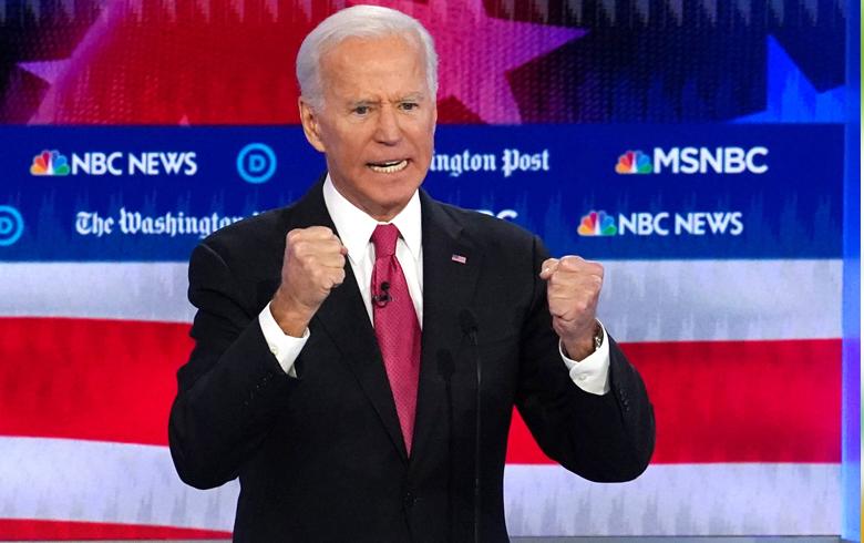 جو بايدن يحقق الفوز في سباق الانتخابات الرئاسية