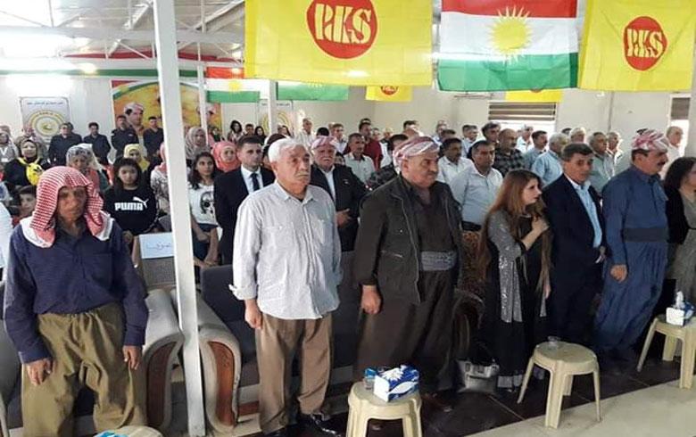 منظمة دوميز لـ PDK-S تحتفل بالذكرى 58 لثورة ايلول