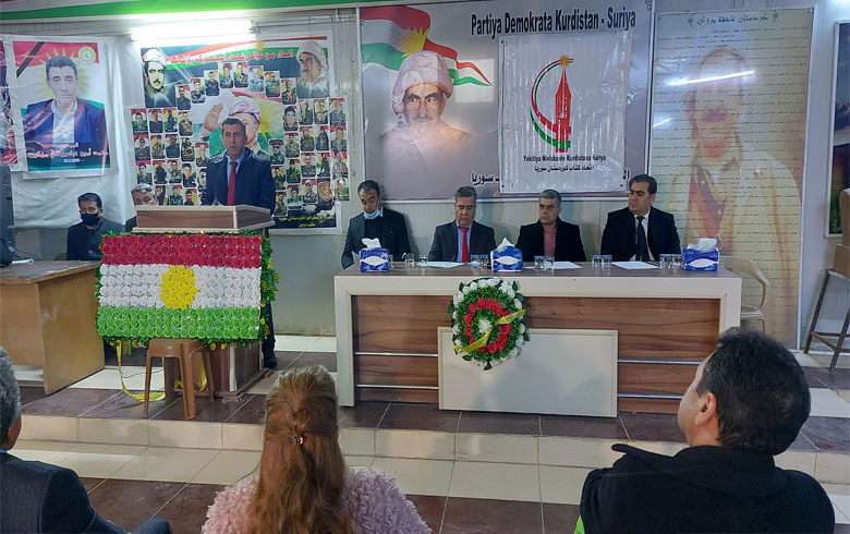 اتحاد كتاب كوردستان سوريا يعقد الكونفراس التأسيسي الاول لفرع دهوك و يشكل هيئة جديدة