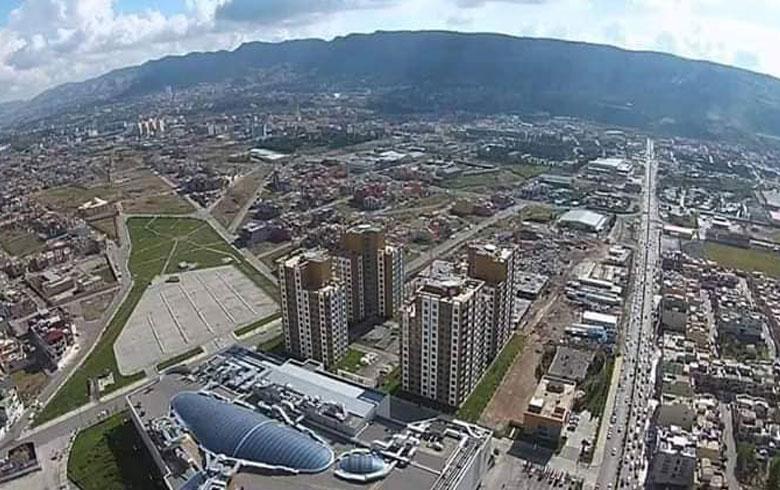 دهوك تتنافس مع اربع مدن عالمية للفوز بلقب مدينة السلام العالمي