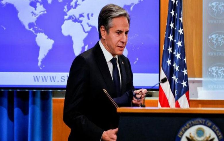 أنتوني بلينكن: أمريكا لا تعتزم دعم أي جهود للتطبيع مع بشار الأسد