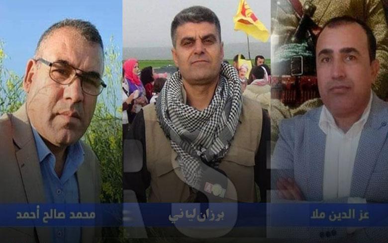 مراسلون بلا حدود تندد باختطاف PYD لثلاثة صحفيين بكوردستان سوريا