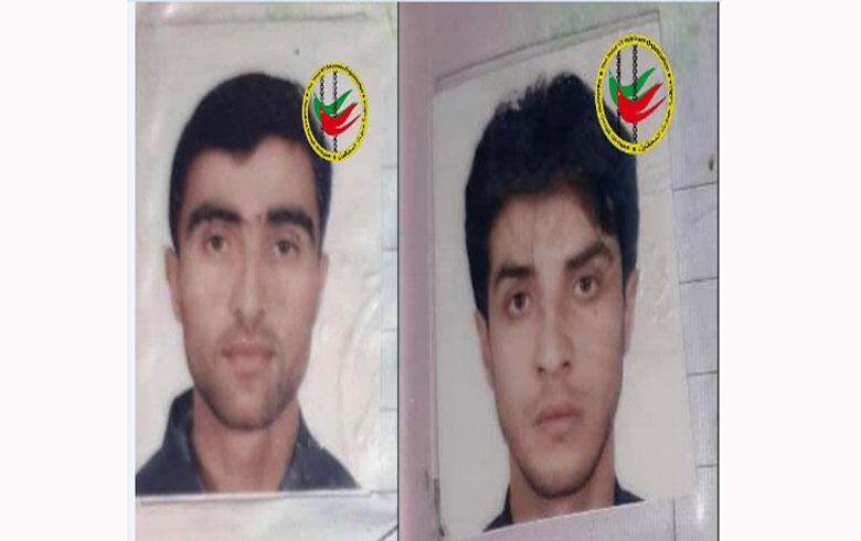 منظمة صوت المعتقلين تطالب النظام السوري بالكشف عن مصير المعتقلين حسن وحسين إلياس حسو