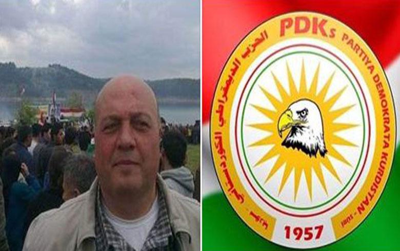 اللجنة المركزية لـ PDK-S توجه بيان إلى الرأي العام بخصوص اعتقال القيادي حسين إيبش