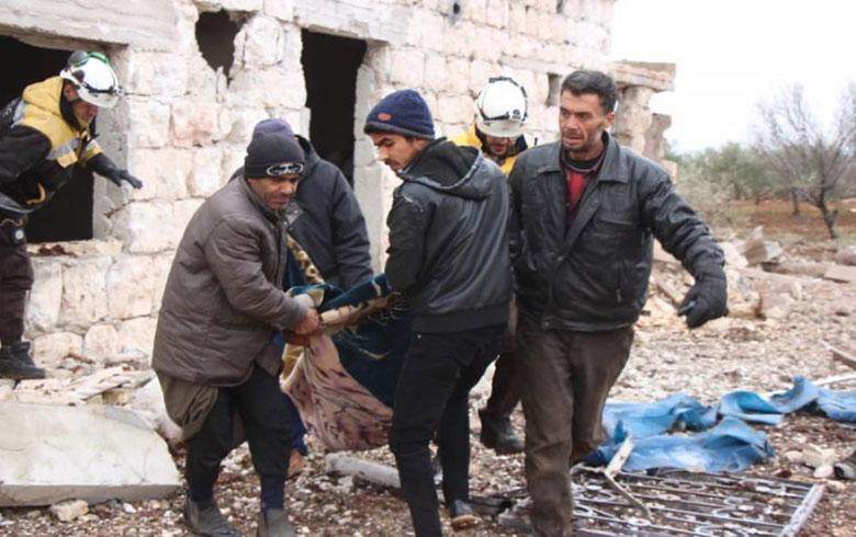 الأمم المتحدة: أكثر من 1500 مدني قتلوا في إدلب منذ نيسان الماضي بينهم 430 طفلا
