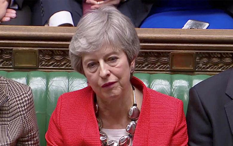 البرلمان البريطاني يرفض مجددا خطة ماي بشأن البريكست