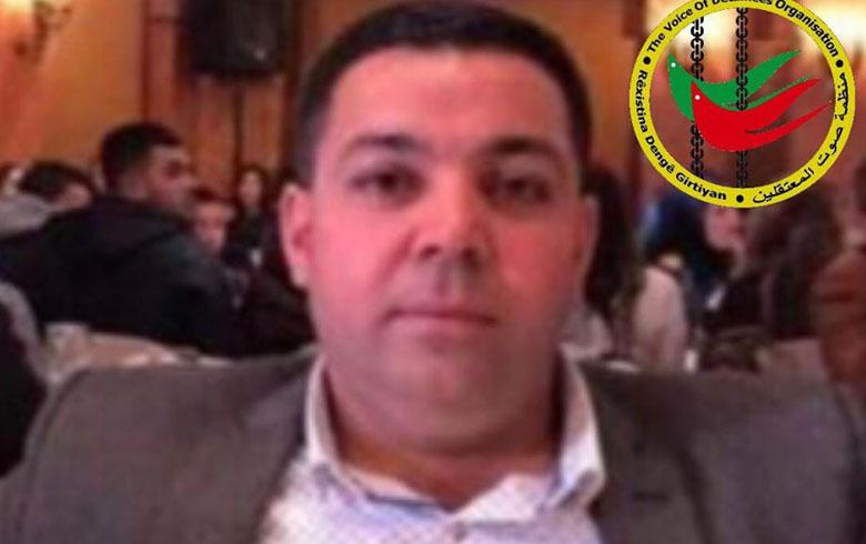 منظمة صوت المعتقلين تطالب النظام السوري بالكشف عن مصير المعتقل فرهاد محمد شيخ موس