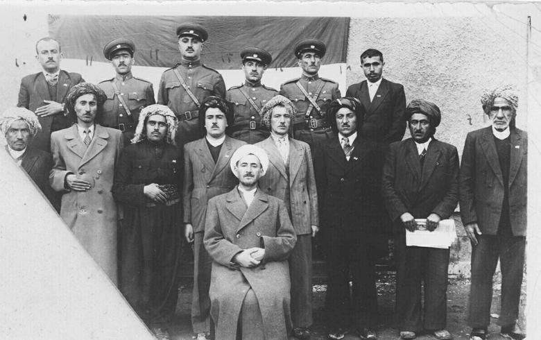 73 عاما على إعدام القائد الكوردي قاضي محمد وارتقائه شهيدا