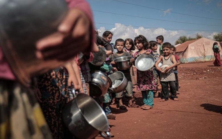 منظمة ألمانية : سوريا تعاني من أسوأ أزمة جوع حتى الأن