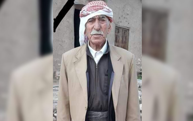 رحيل الشخصية الوطنية سعدون عمر في ديرك