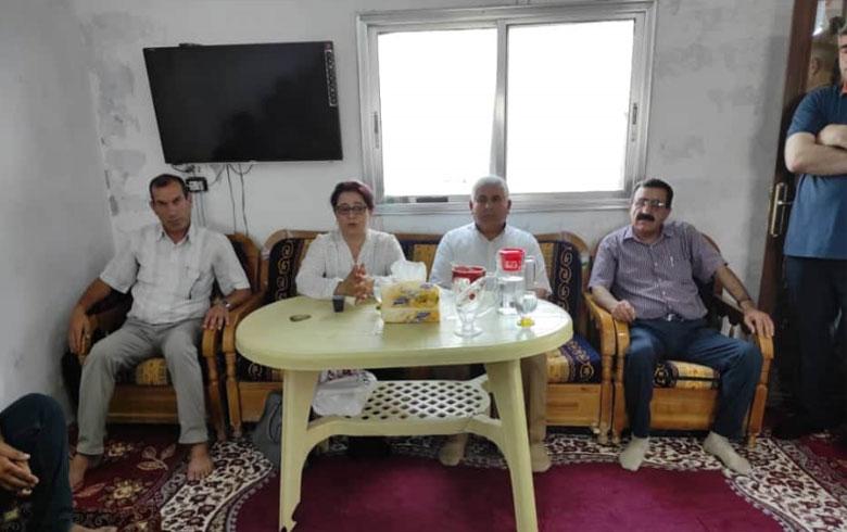 مكتب التنظيم العام لـ PDK-S يعقد ندوة تنظيمية سياسية  في قرية  سيگرا