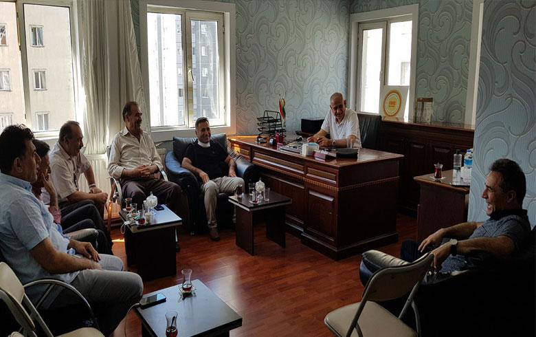 المجلس الوطني الكوردي – ممثلية تركيا يقيم ندوة سياسية