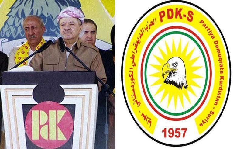 رسالة من المكتب السياسي للحزب الديمقراطي الكوردستاني – سوريا الى الرئيس بارزاني