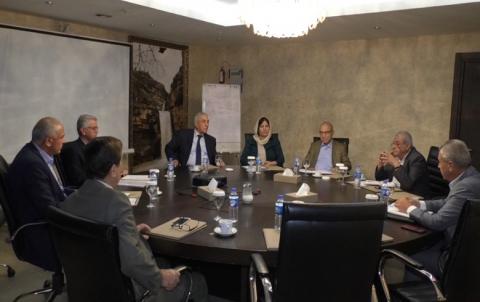 رئاسة الـENKS تغادر هولير و تعود إلى كوردستان سوريا