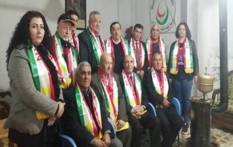المجلس المحلي لمدينة ديريك يعقد اجتماعه الاعتيادي