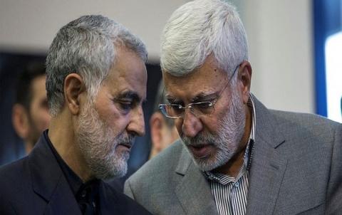 ضربة أميركية تقتل قاسم سليماني في مطار بغداد
