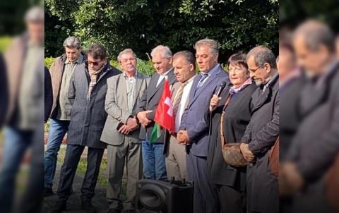 لوزان... الـPDK-S يحيي الذكرى الـ 33 لرحيل الدكتور نورالدين ظاظا