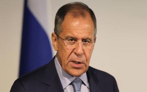 Lavrov : Nabe tû aliyekî biyanî destêwerdanê di karê komîta destûrî de bike