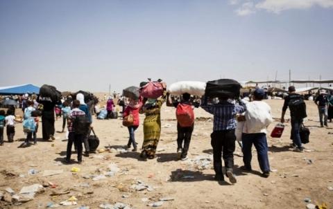 وصول دفعة جديدة تضم 600 لاجئا من كوردستان سوريا إلى إقليم كوردستان
