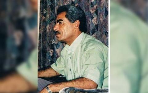 الذكرى 9 لرحيل سامي ناصر أحد أعمدة النضال القومي  في منطقة  عفرين