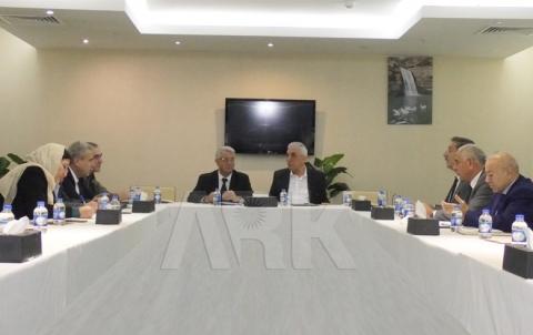 رئاسة الـ ENKS تجتمع في هولير
