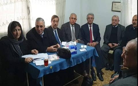الوطني الكوردي يعقد اجتماعه العام في قامشلو