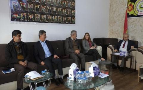 قيادة تنظيم إقليم كوردستان لـ PDK-S تعقد اجتماعها الاعتيادي في هولير