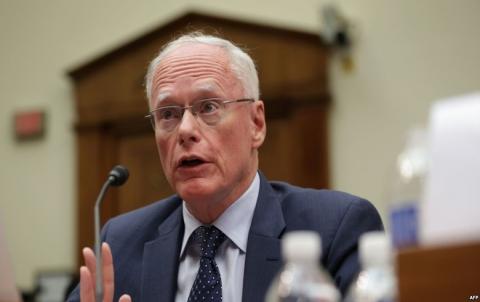 جيمس جيفري: مسار أستانا لم يحقق أي نتيجة في سوريا