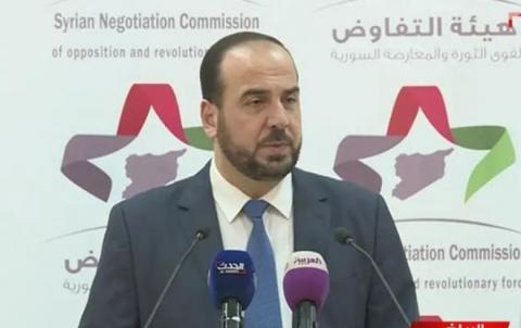 الحريري: ندعو لمراجعة قرارات التعامل مع النظام السوري
