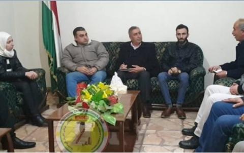 إعلاميّو ENKS يعقدون اجتماعهم في قامشلو