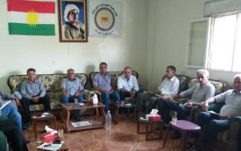 فرع ديرنا أغي التابع لمجلس محلية الشهيد نصر الدين برهك يدعو لعقد ندوات جماهيرية في المنطقة