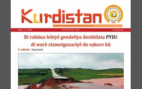 Rojnameya Kurdistan - 146 - Kurdi
