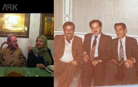 الوضع الصحي للمناضل عبدالرحيم وانلي وزوجته مستقر