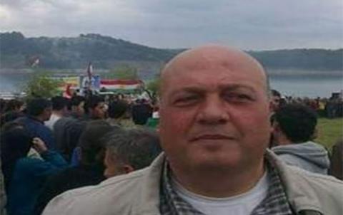الشرطة العسكرية تعتقل القيادي حسين إيبش