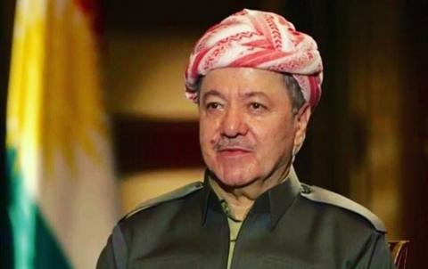 الرئيس بارزاني يهنئ المسلمين بحلول المولد النبوي الشريف