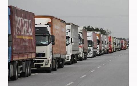 الامم المتحدة ترسل  مساعدات انسانية إلى إدلب