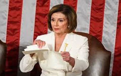 إعادة انتخاب نانسي بيلوسي رئيسة لمجلس النواب الأميركي