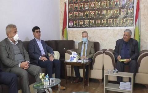 Serkirdayetiya H.Kurdistanê ya PDK-S civiya
