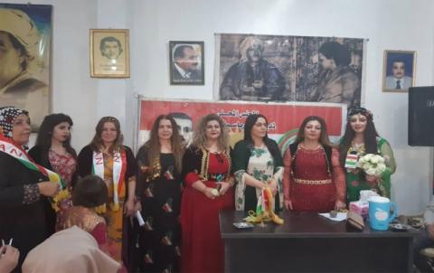 الدرباسية... المجلس المحلي لـ ENKS يحيي يوم المرأة العالمي