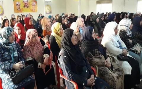 مسؤول منظمة دوميز لـ PDK-S يجتمع مع منظمة المرأة في دوميز