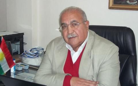 أكرم الملا: انتخاب نجيرفان البارزاني لا مساس بالثوابت القومية